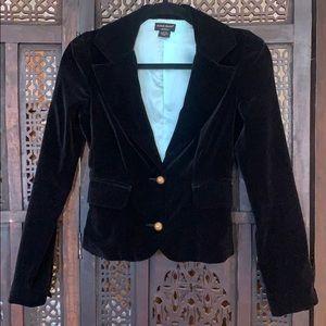 Guess velvet blazer